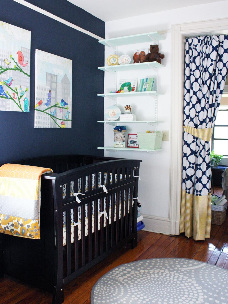 7 Small-Nursery Design Tips | HGTV