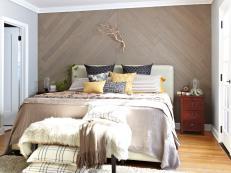Apply Stikwood Wall Paneling