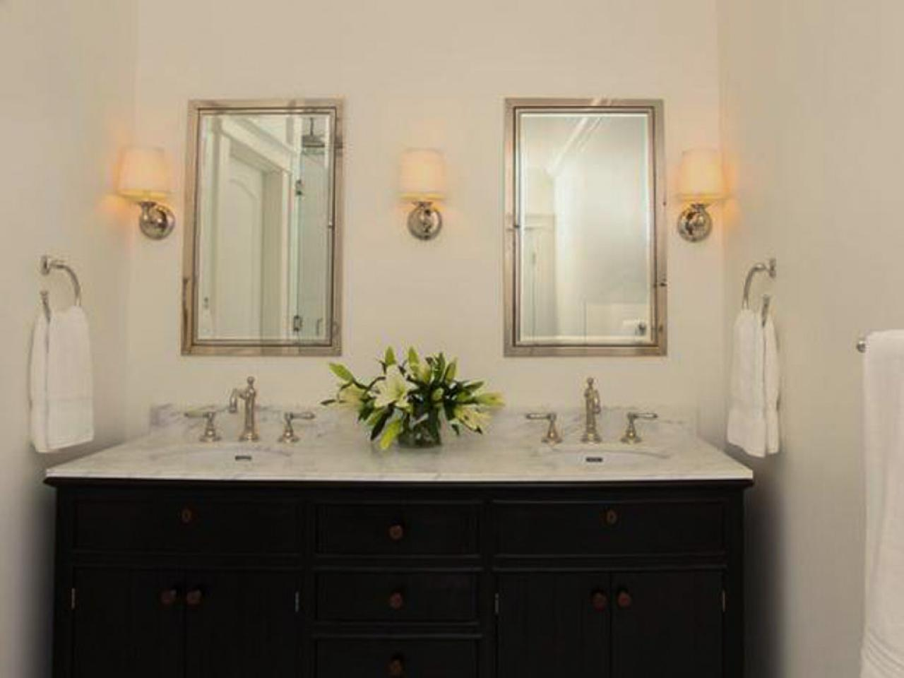 Recessed Bathroom Cabinets
