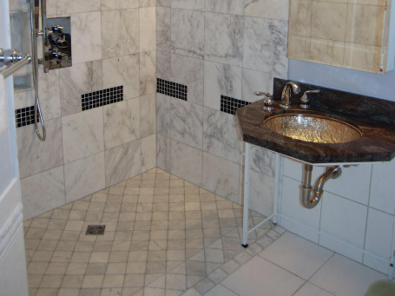 Handicapped Bathroom Design ada-compliant bathroom layouts | hgtv