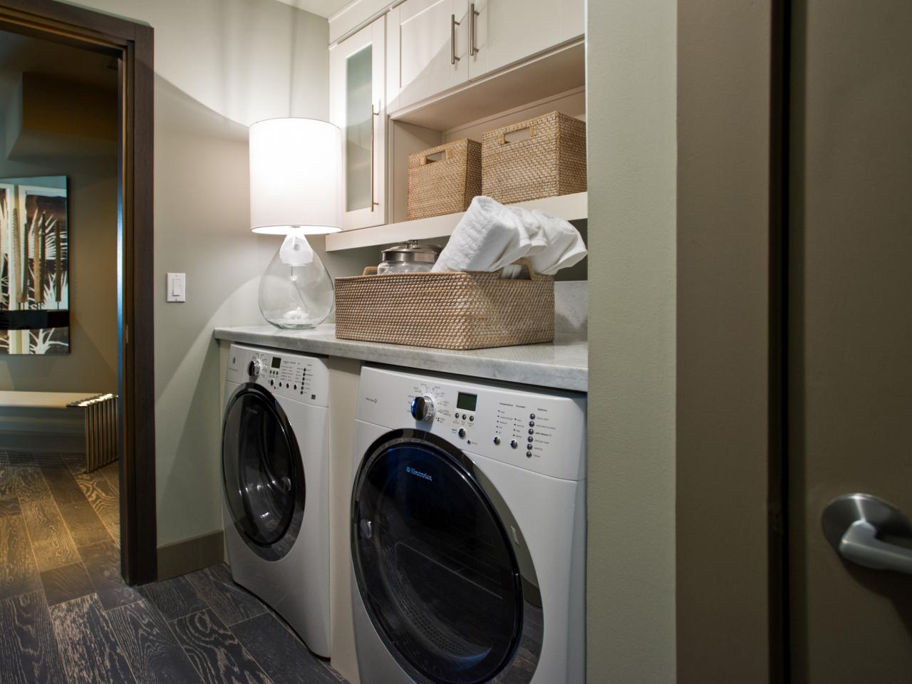laundry room makeover ideas: pictures, options, tips & advice | hgtv