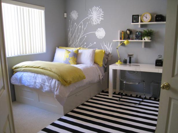 Teen Bed Ideas Adorable Teen Bedrooms  Ideas For Decorating Teen Rooms  Hgtv Inspiration Design