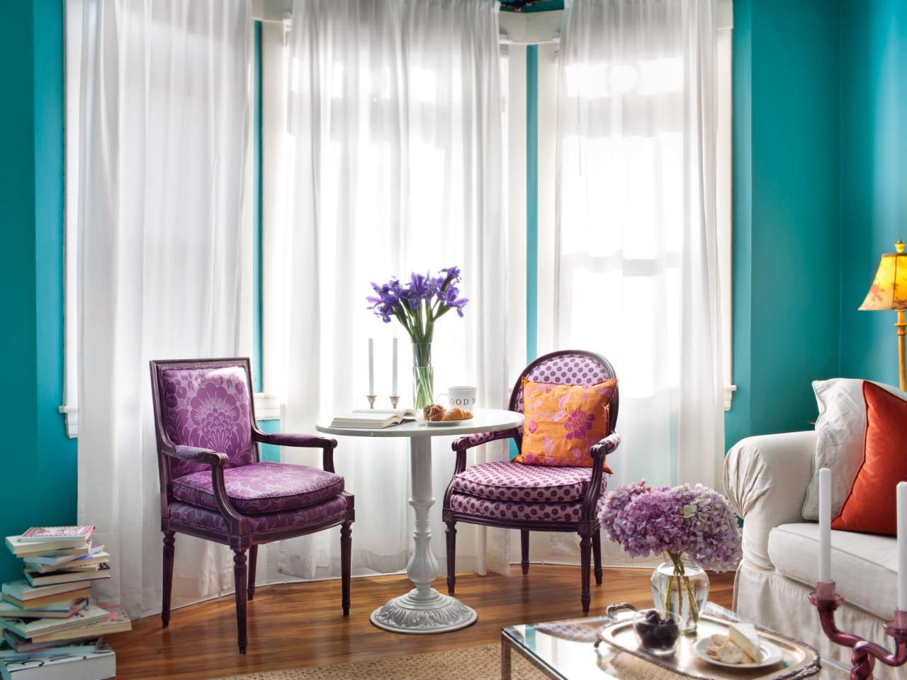 Stylish Ways To Dress Your Windows Hgtv