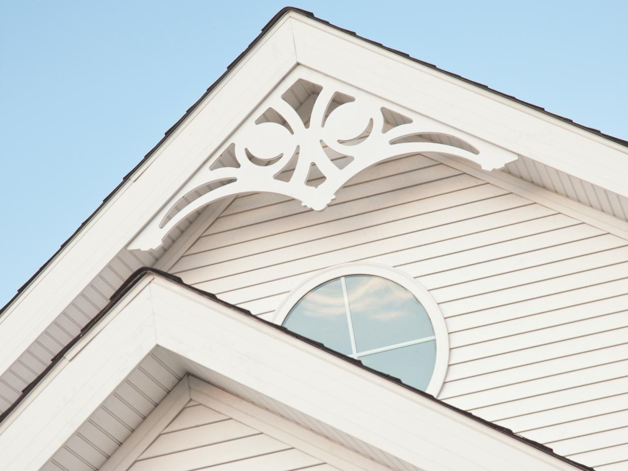 Exterior Trim, Molding and Columns | HGTV