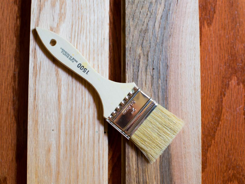 Tips for matching wood floors hgtv - Matching wood pieces of different colors ...