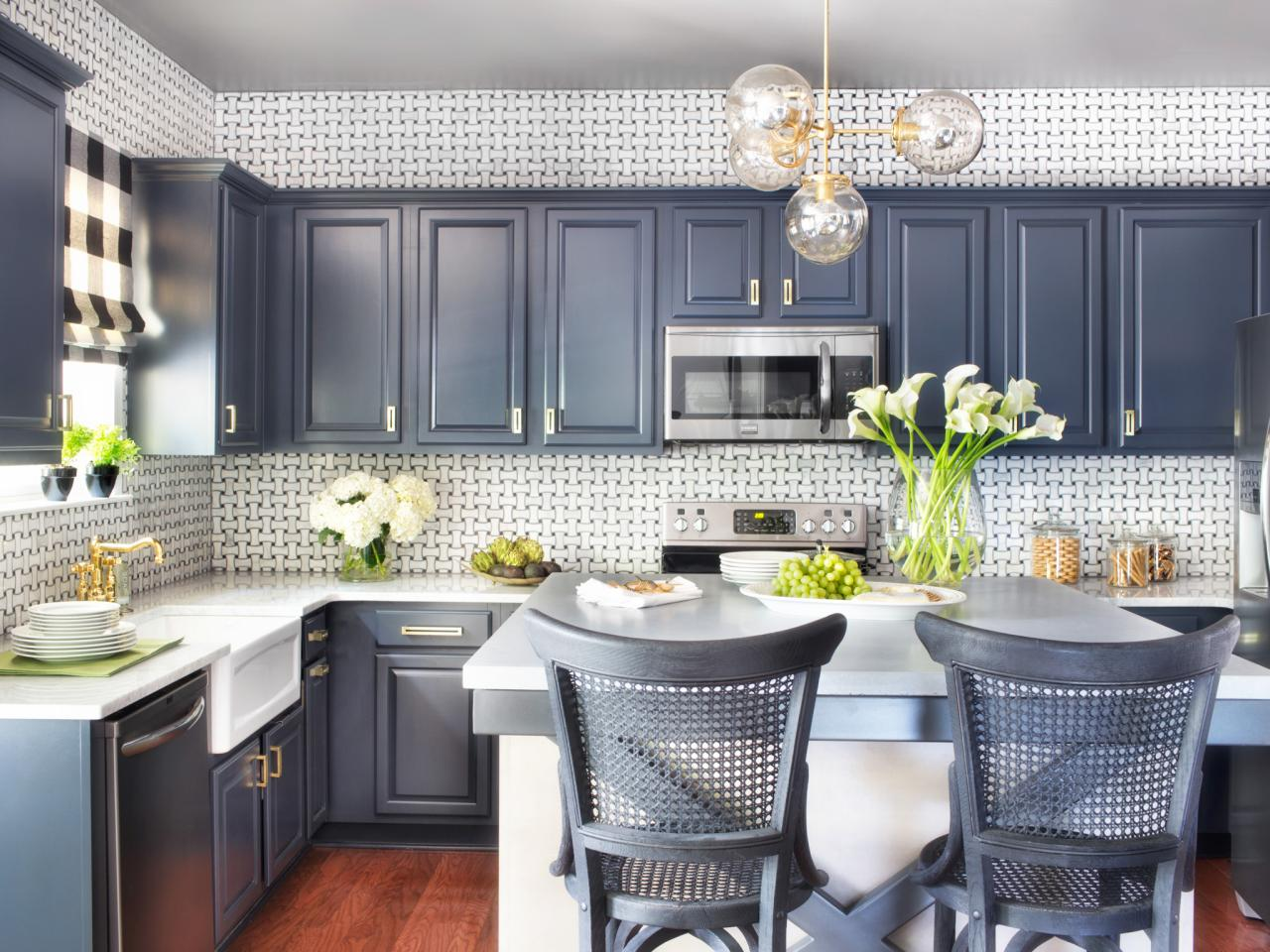how to refinish cabinets like a pro - Kitchen Cabinet Refacing Ideas