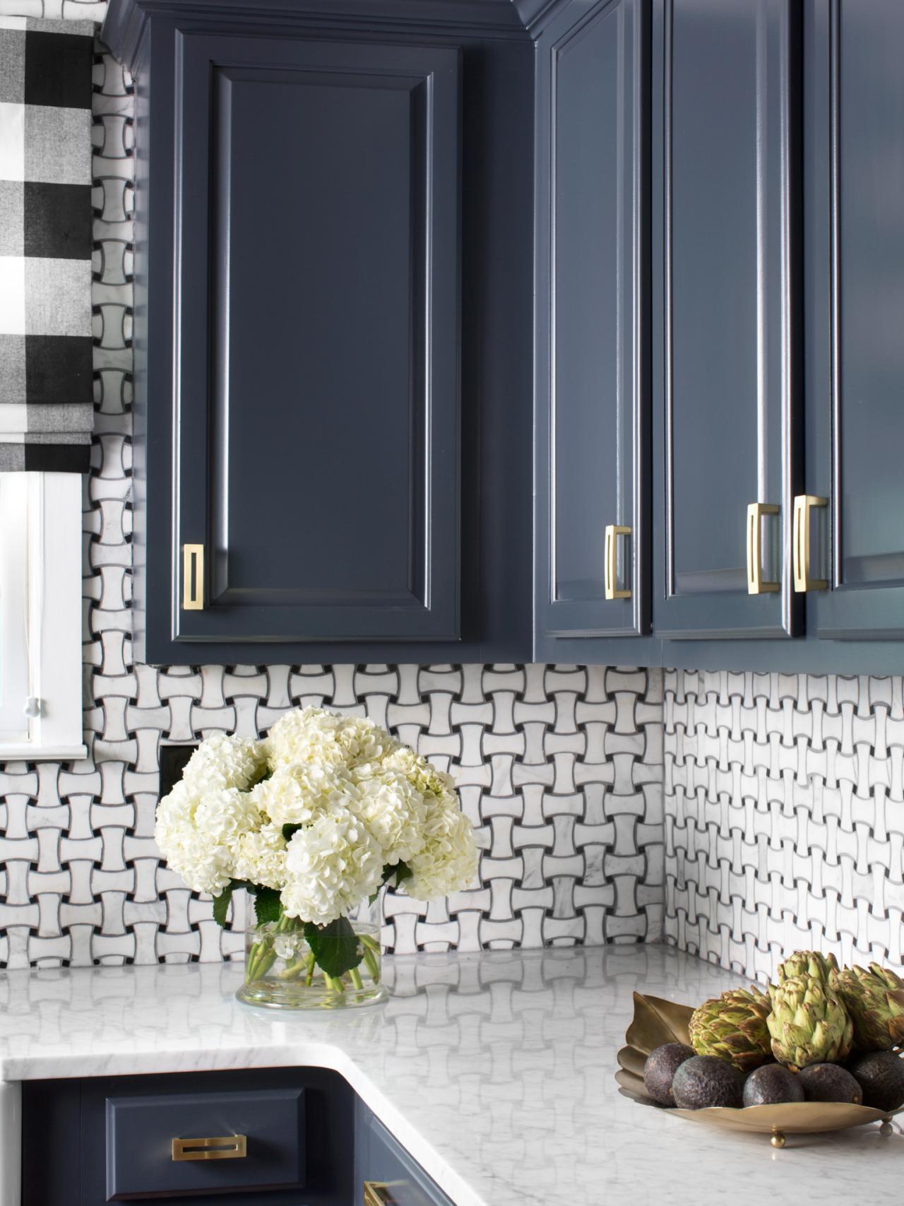 kitchen lighting - Charcoal Grey Kitchen Cabinets