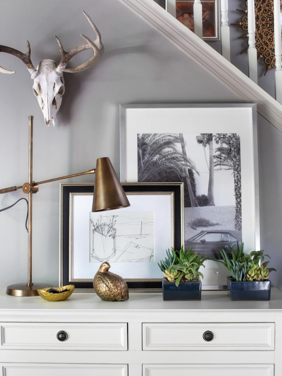 Affordable Ways to Update an Entryway