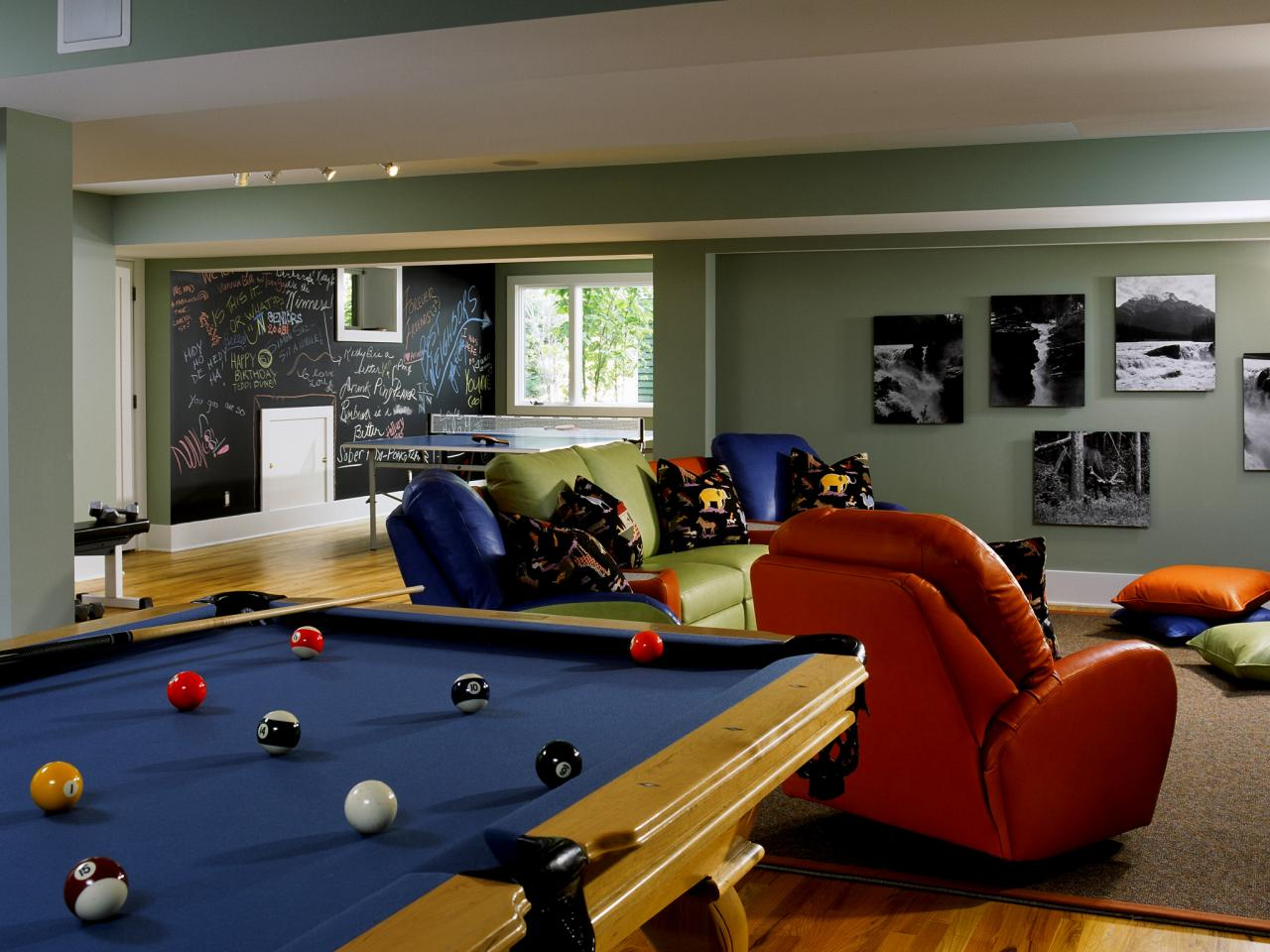 Basement kids game room - Fredman_mediaroom_h