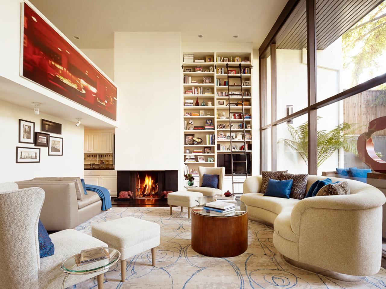 Perfect Long Living Rooms