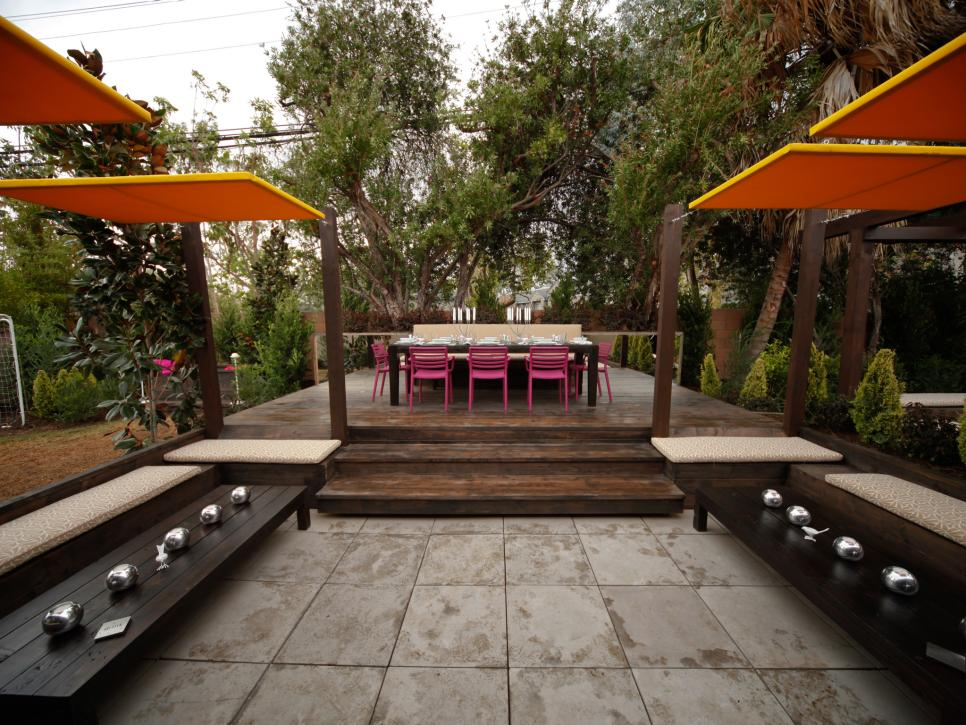 55 Patio Bars + Outdoor Dining Rooms | HGTV