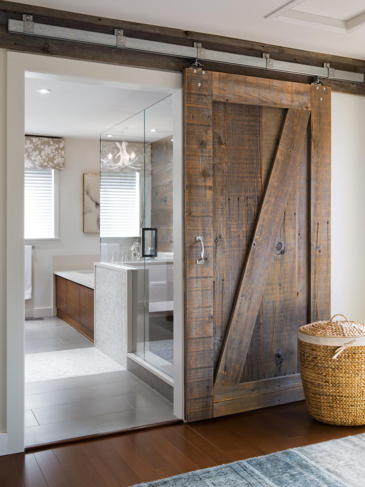 Barn Door Design Ideas Home Remodeling Ideas For