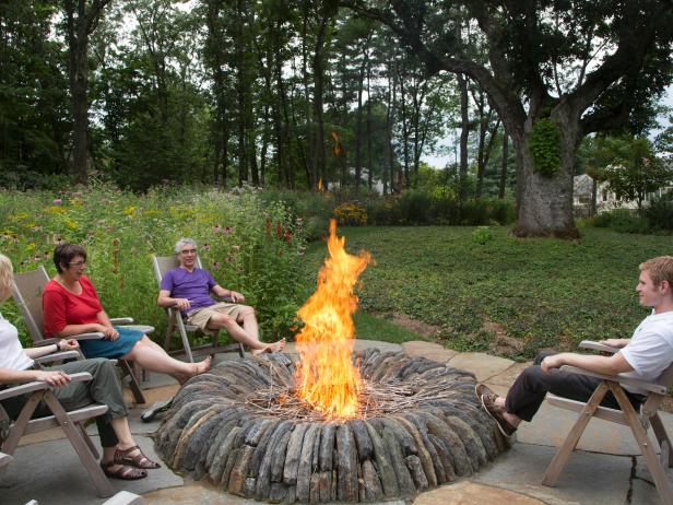 10 outdoor fireplaces and fire pits - Outdoor Fireplace Design Ideas
