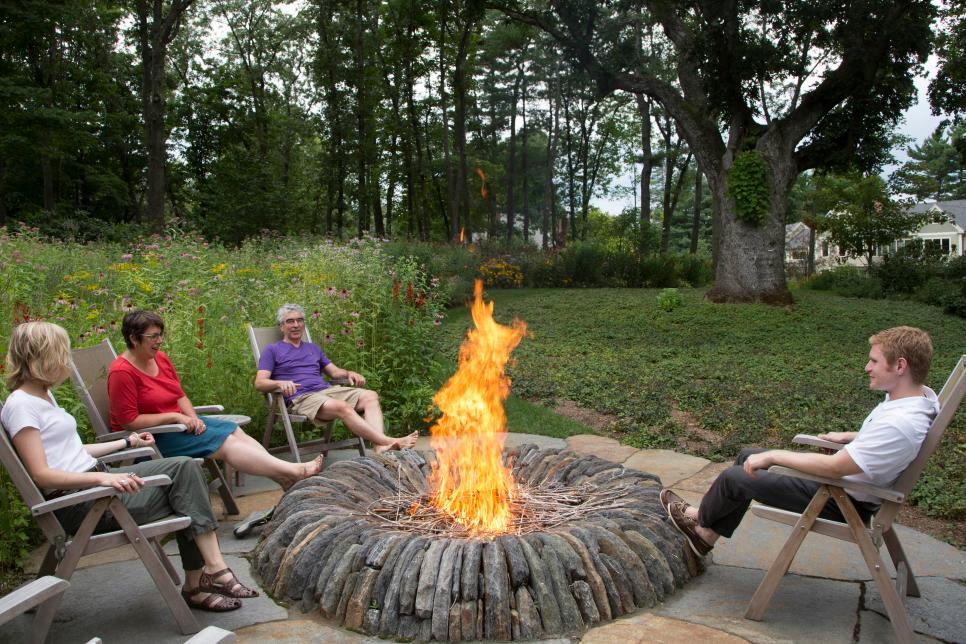 ... Landscaping Ideas For Fire Pits U003eu003e Source. An Recognized ...
