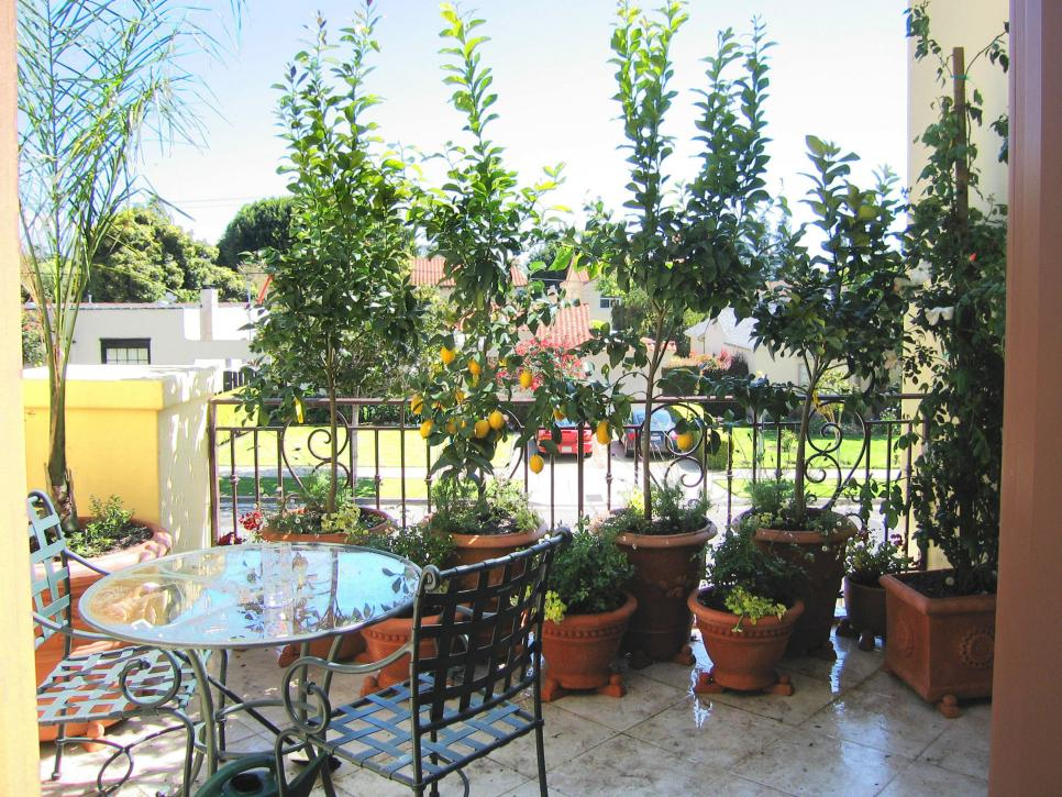 Pictures And Tips For Small Patios Hgtv