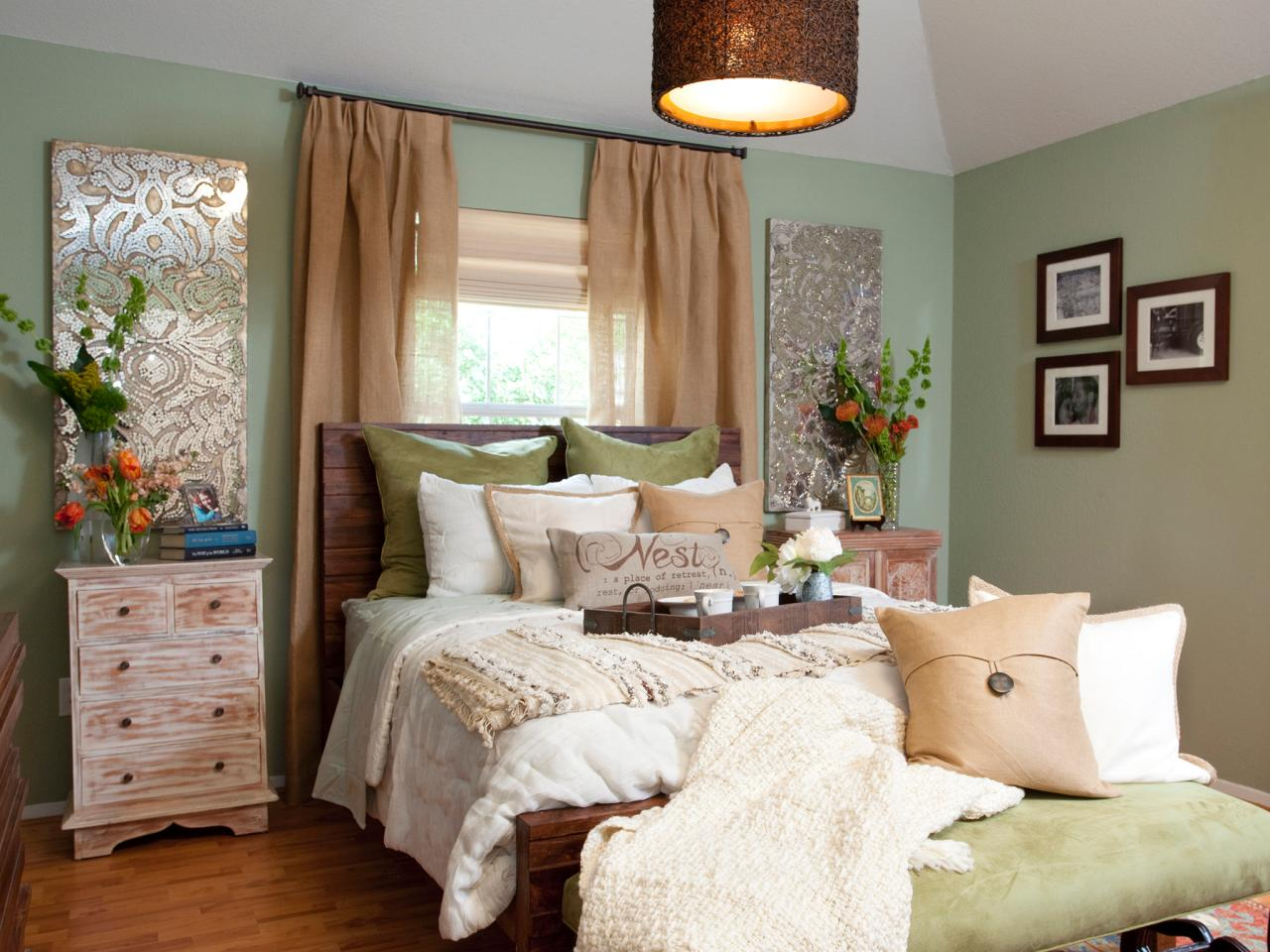 Bedroom Colors 2014 Fair Small Bedroom Color Schemes Pictures Options & Ideas  Hgtv Inspiration Design