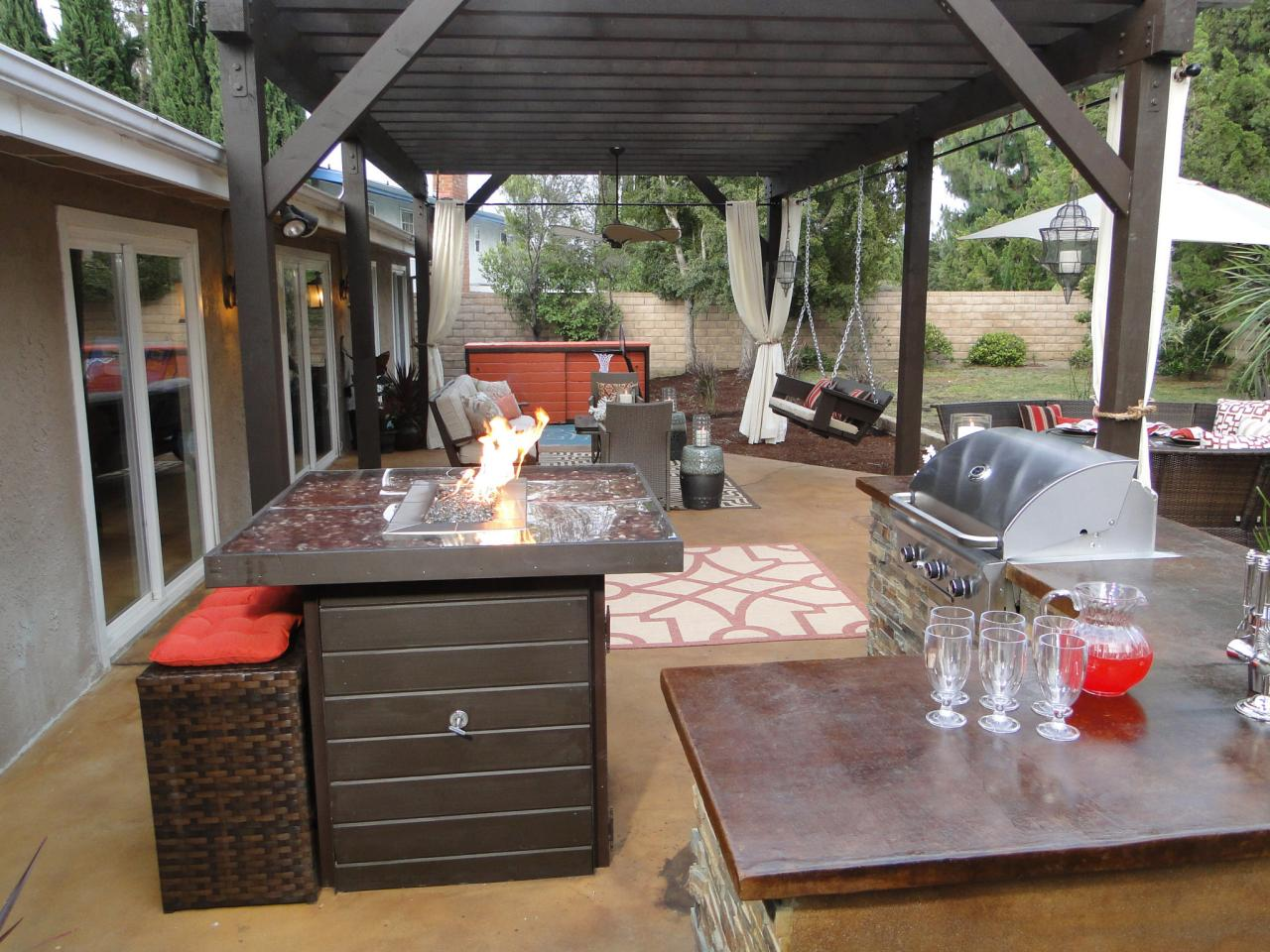 Uncategorized Backyard Kitchen Design Ideas outdoor kitchen design ideas pictures tips expert advice hgtv