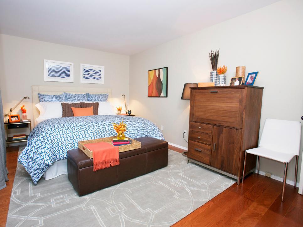 Multifunctional Master Bedrooms