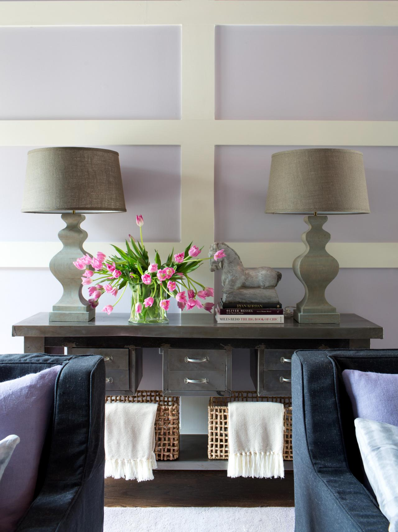 Decorating Great Room Living Area: Color Your Walls