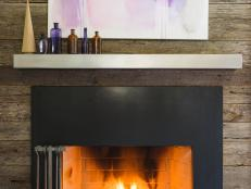 Mantel Design Ideas lowes fireplace mantels lowes fireplace mantels fireplace mantel design Top Mantel Design Ideas Hgtv