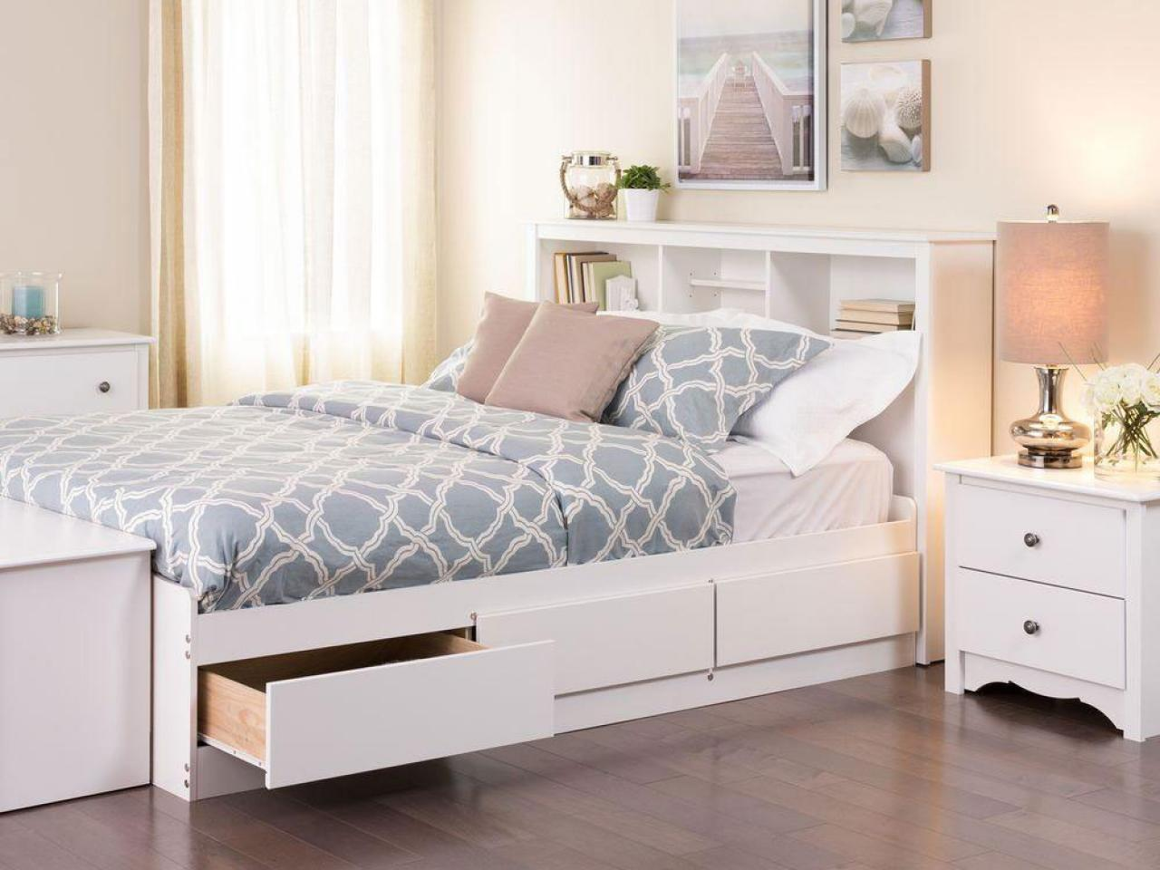 Best Storage Beds For Your Home Hgtv S Decorating