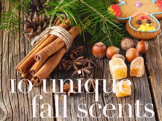 Fall and Christmas Scents