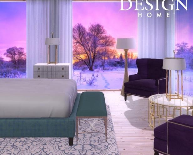 Be an Interior Designer With Design Home App | HGTV\'s Decorating ...