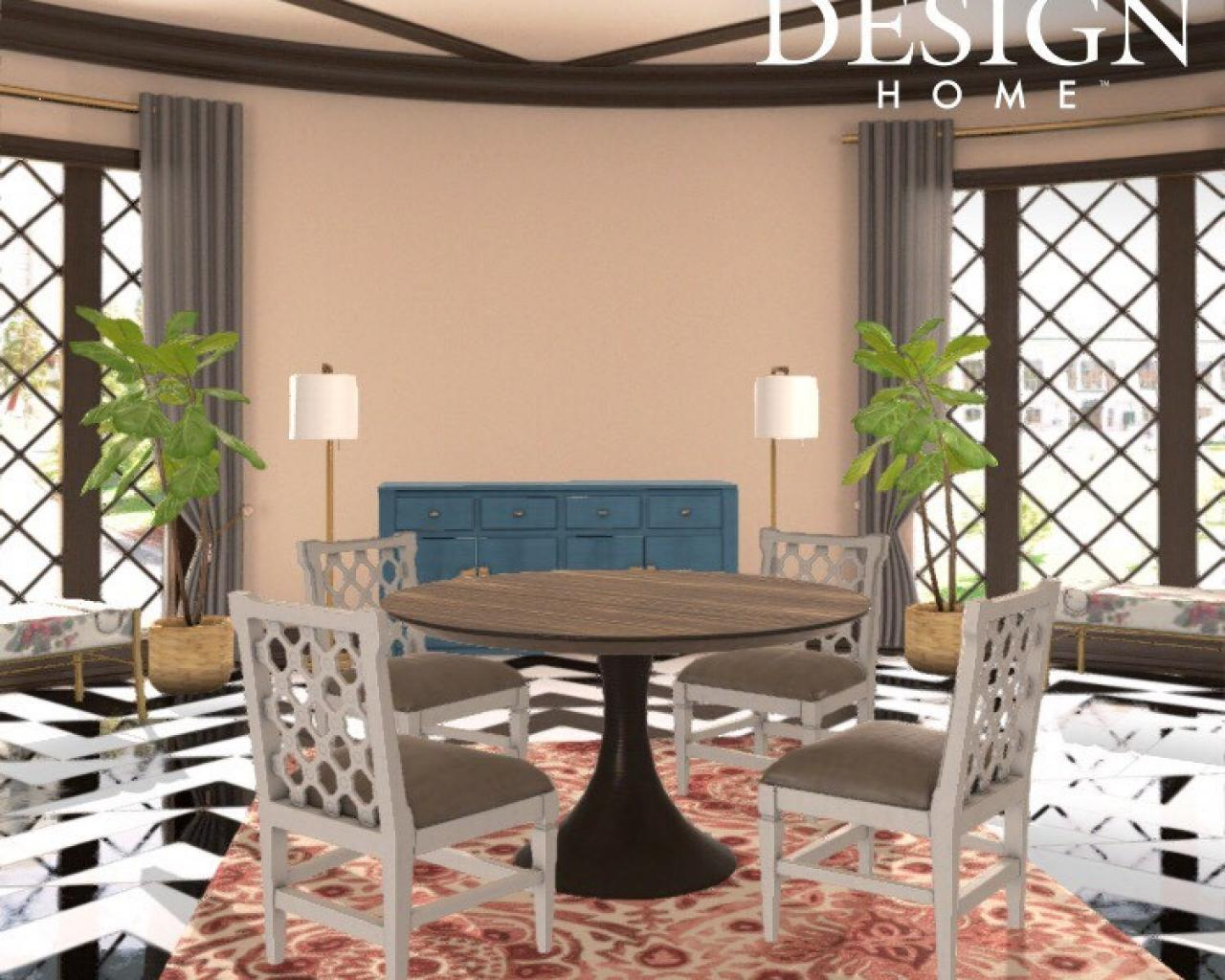 Chelseas Design Modern Traditional Dining Room Design Home