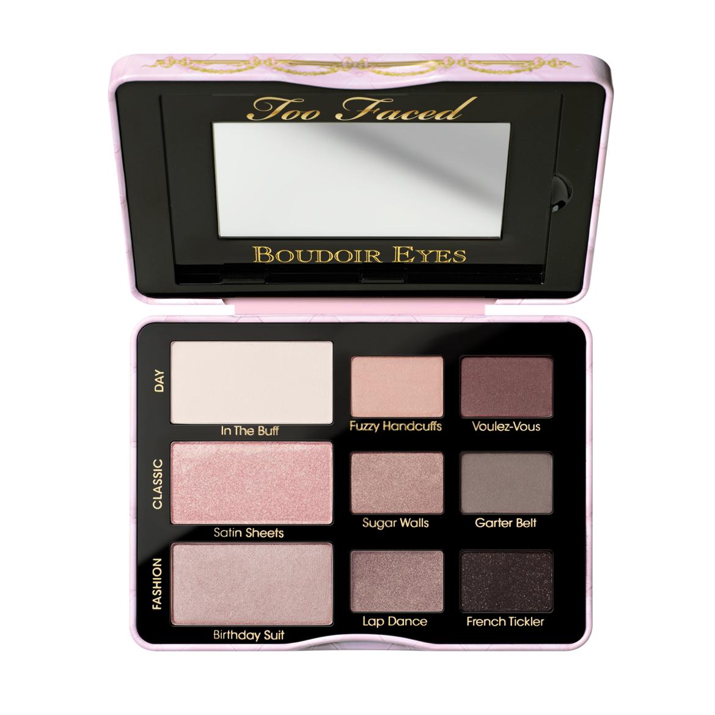Bridesmaid Gift Idea: Eyeshadow Palette