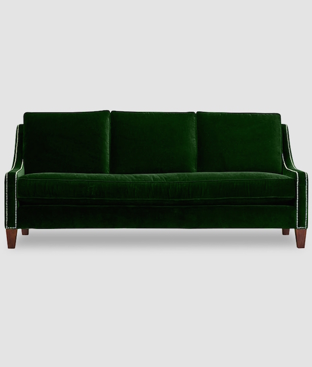 vintage inspired sofas berlin sofa retro style loaf thesofa. Black Bedroom Furniture Sets. Home Design Ideas