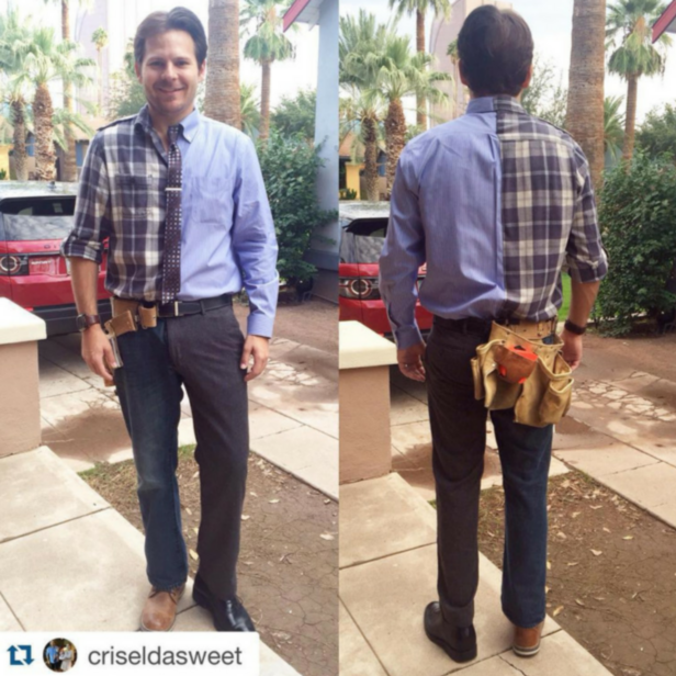 drew and jonathan scott property brothers - Halloween Costume For Brothers