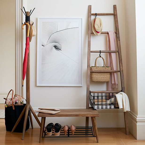 7 Multifunctional Organizers For Small Entryways Hgtv S