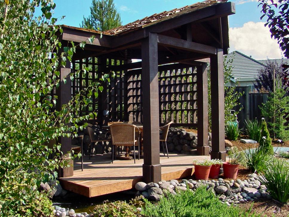 Outdoor Room Plans outdoor-room design styles | hgtv