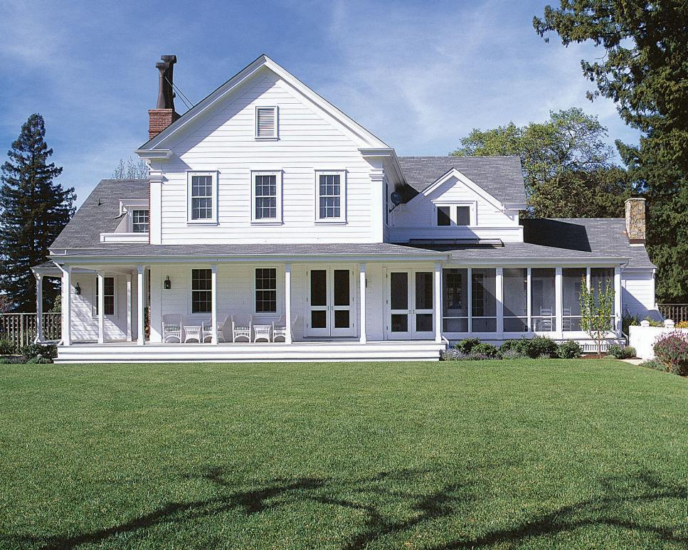 Gorgeous Farmhouses We Cant Get Enough Of