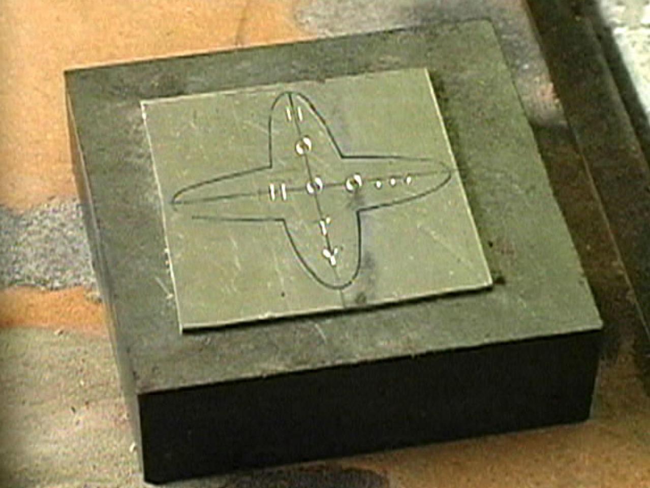 Star Shaped Metal Magnet Hgtv