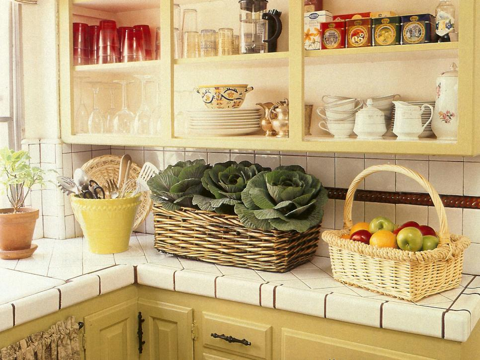 8 small kitchen design ideas to try hgtv Small kitchen design pictures ideas