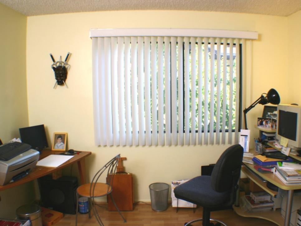 Home Office Makeover Hgtv