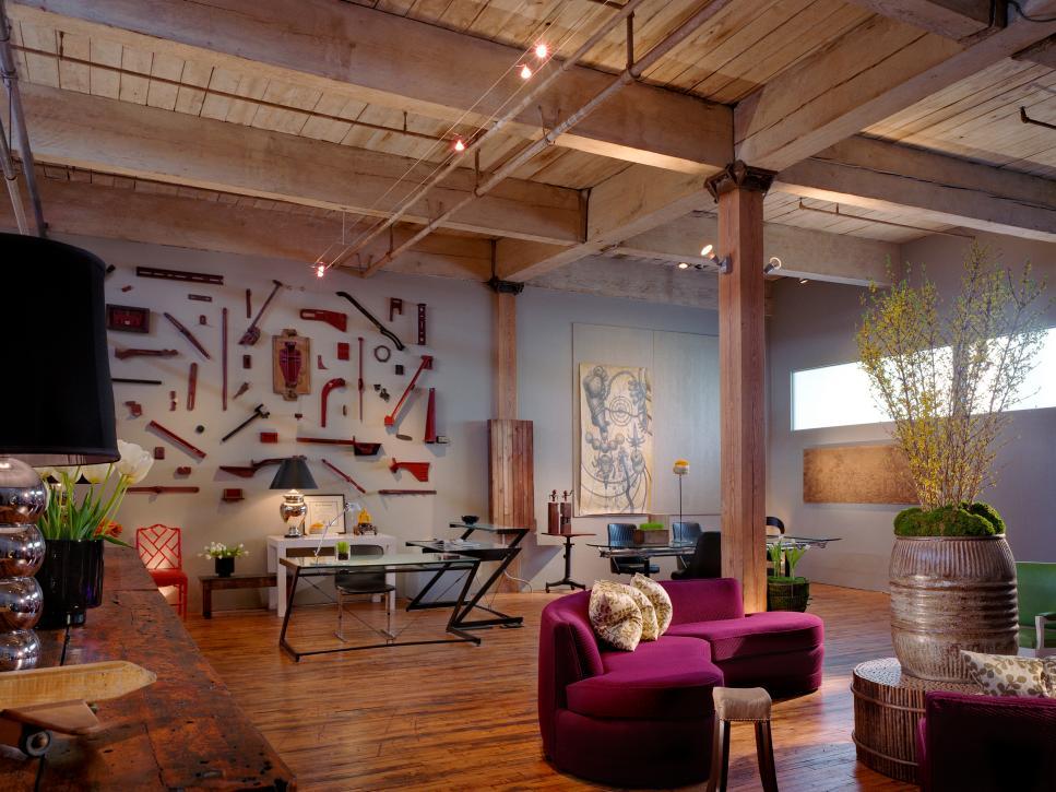 Multipurpose Room Ideas Hgtv