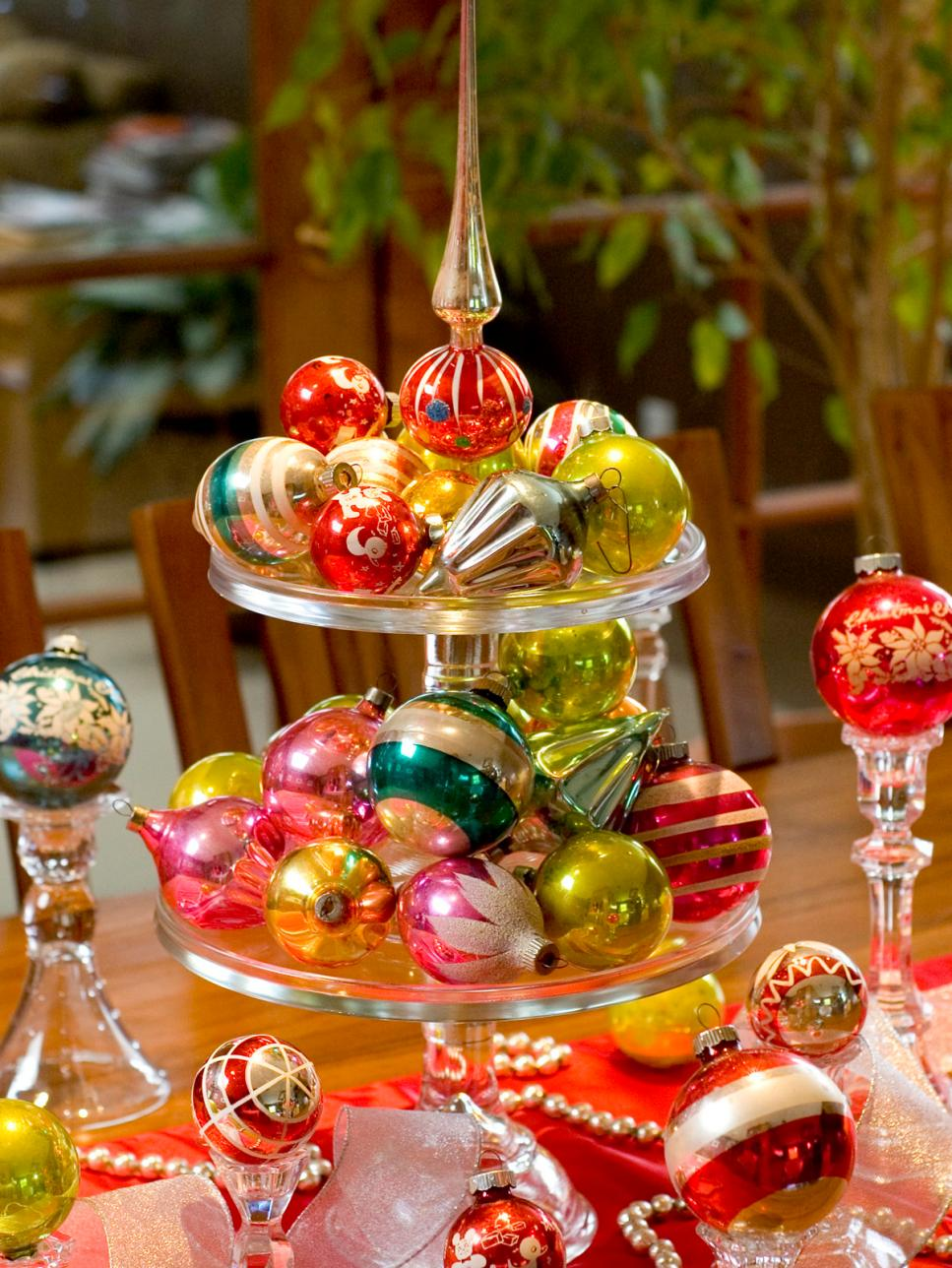 Have a very vintage christmas hgtv Retro home decor pinterest