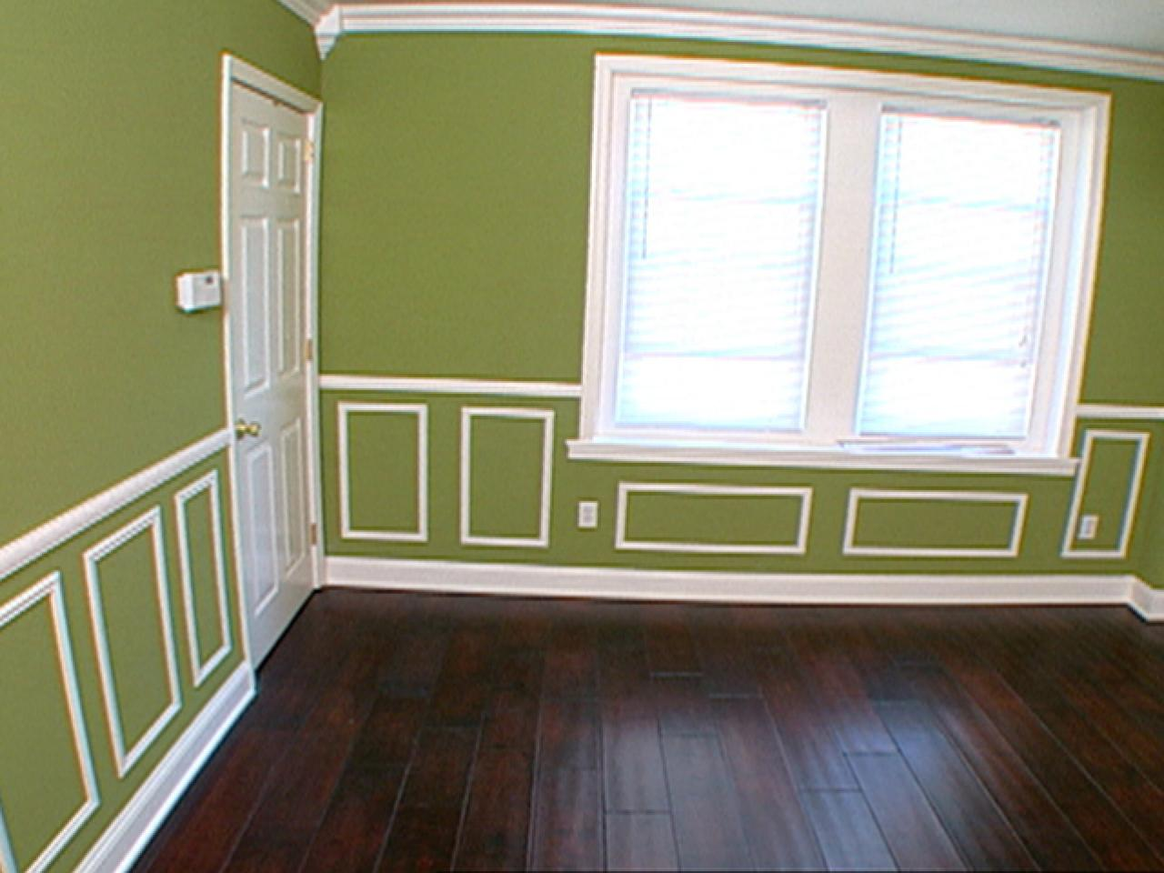 How To Cutting and Hanging Decorative Molding