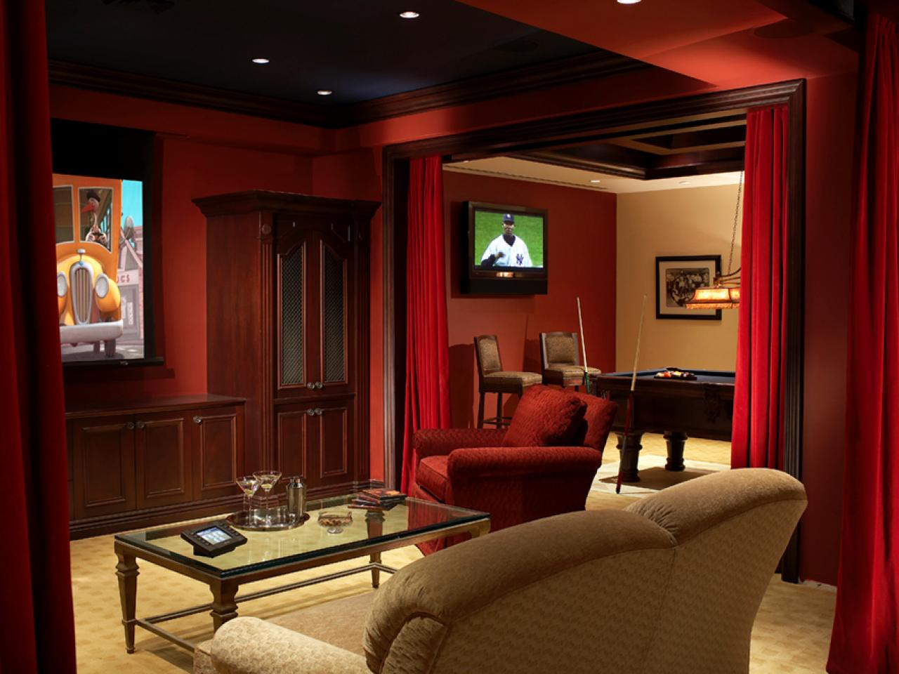 media room design ideas decorating and design ideas for interior