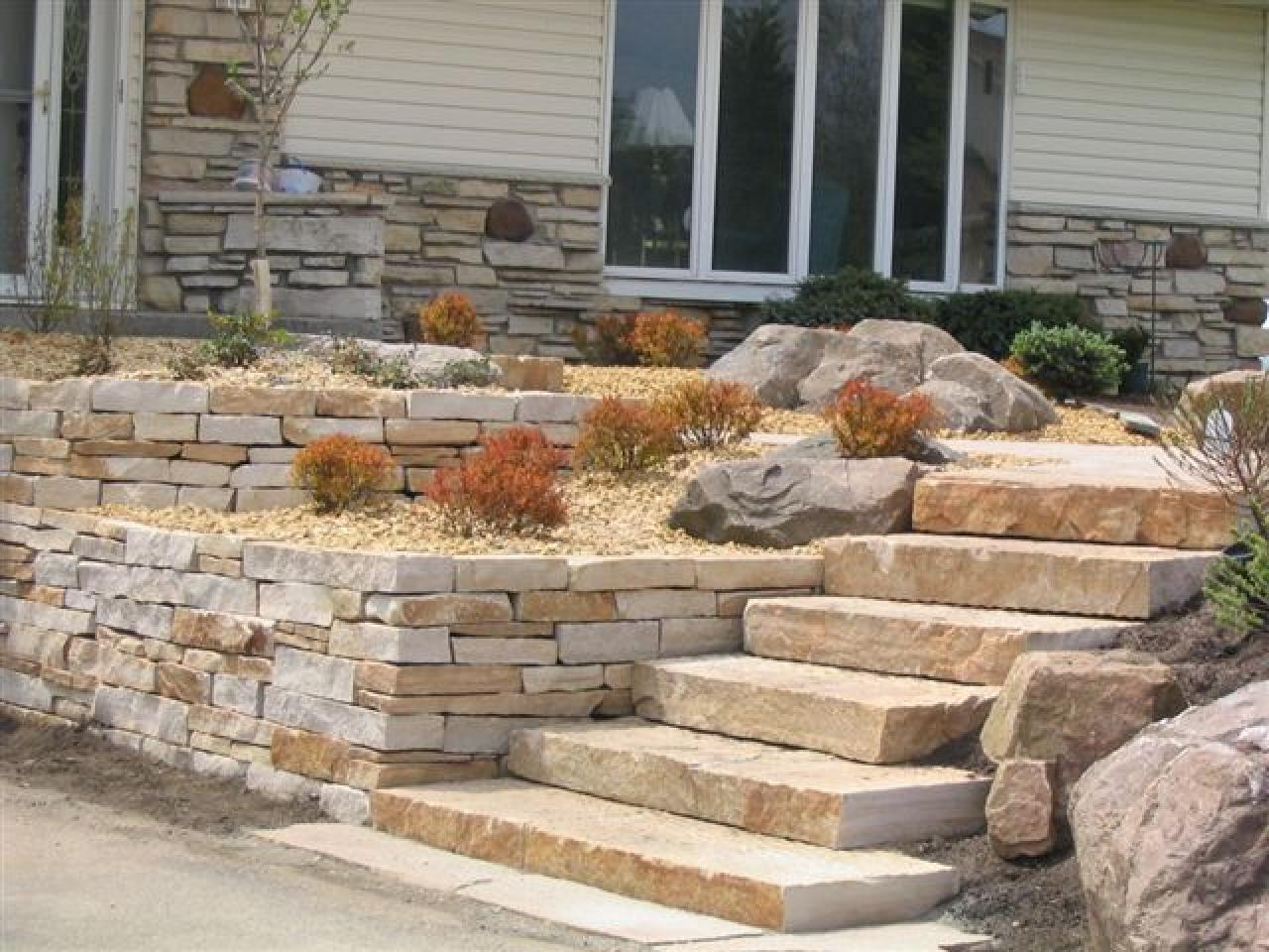how to create a successful hardscape