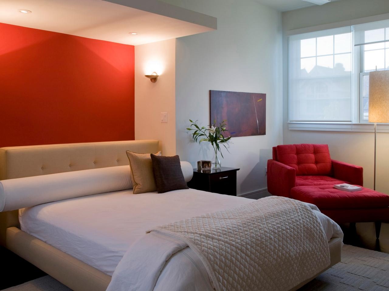Color For Bedrooms bedroom wall color schemes: pictures, options & ideas | hgtv
