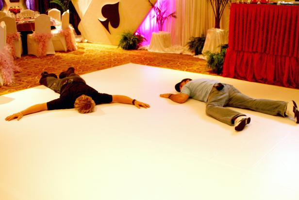 Design Star Contestants Taking a Break