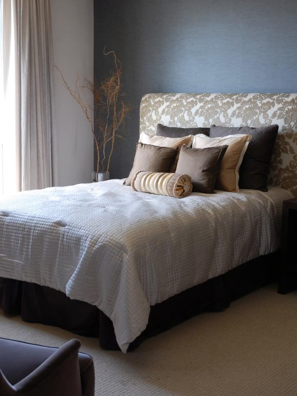 How To Make An Upholstered Headboard Hgtv