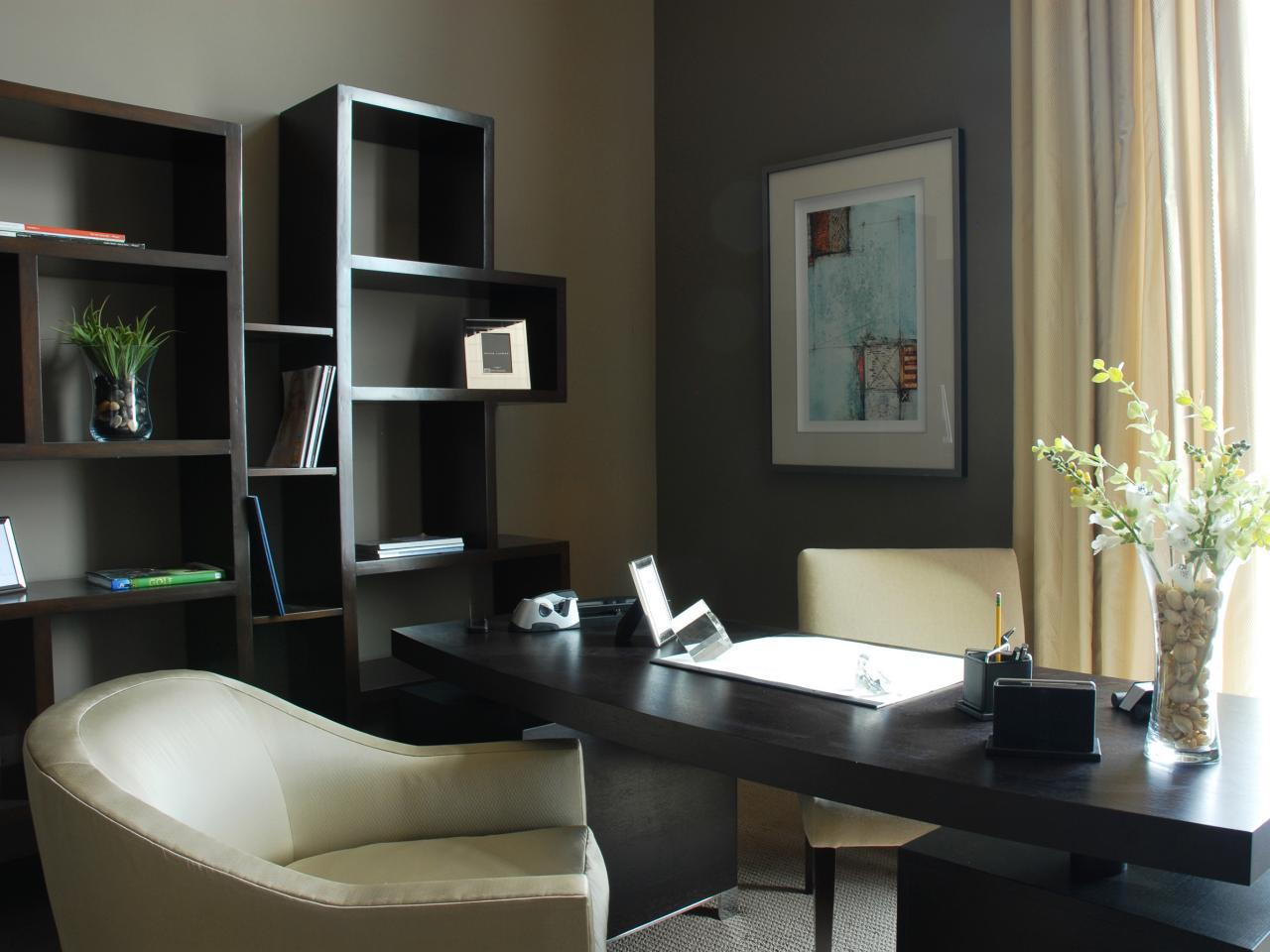 best of designers 39 portfolio home offices decorating and design ideas for interior rooms hgtv. Black Bedroom Furniture Sets. Home Design Ideas