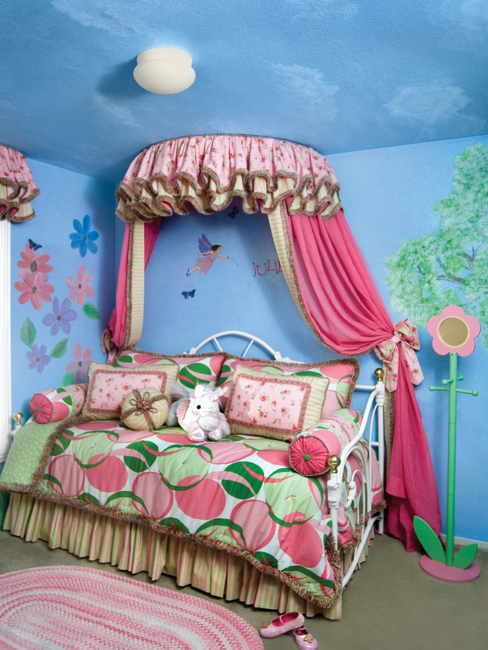 Fairy Themed Bedroom Decorations: 8 Ideas For Kids' Bedroom Themes