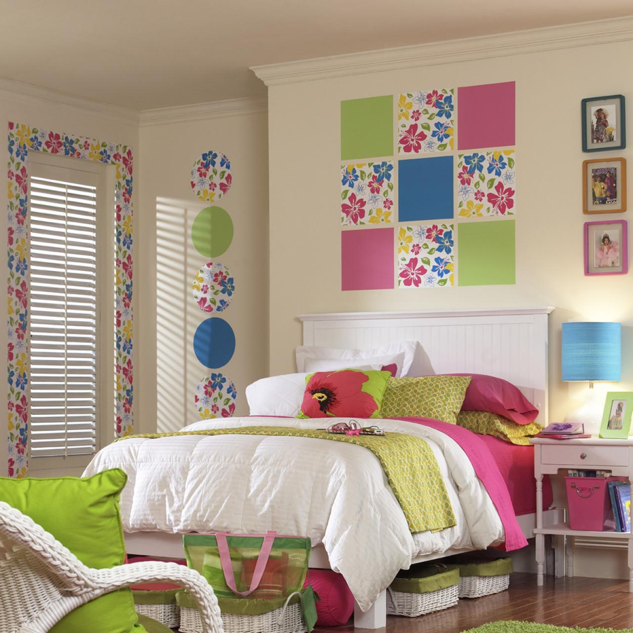 Colorful Kids Room Design: Kids Room Ideas For Playroom