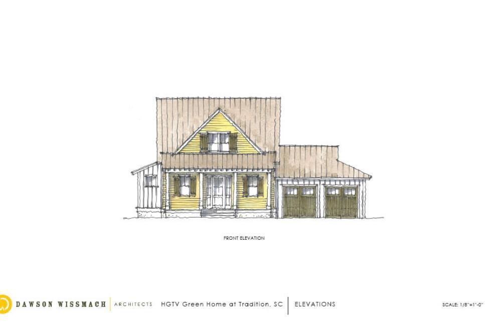 Hgtv green home 2008 renderings and floor plan hgtv for Hgtv floor plans
