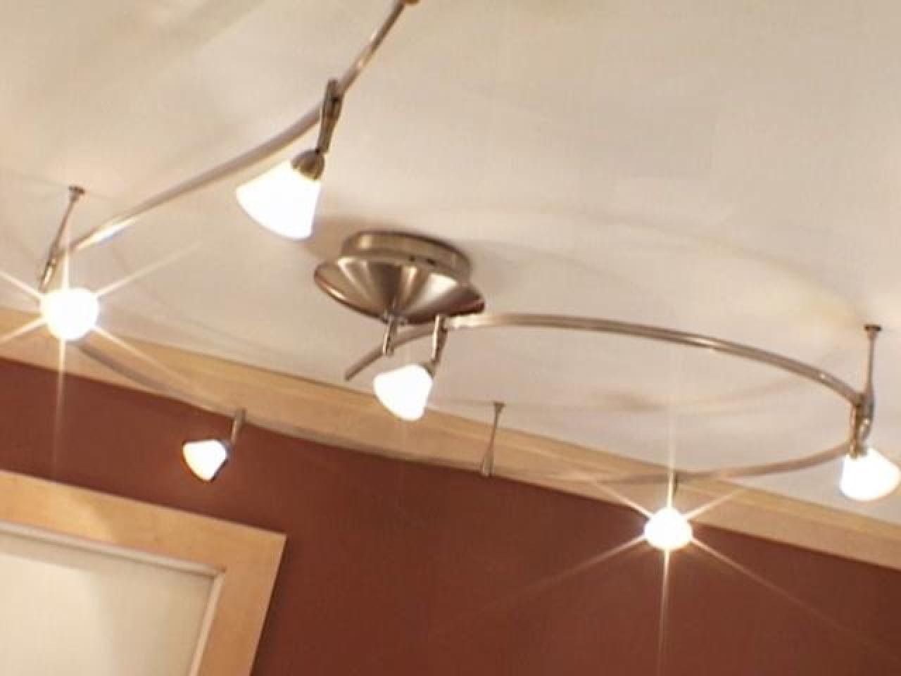 track lighting solutions. install track lights for instant flair lighting solutions hgtvcom